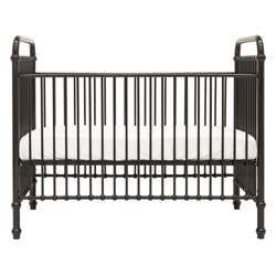 Designer Metal Crib