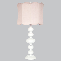 Double Scallop Boala Lamp