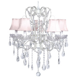 Carousel 5 Light Chandelier