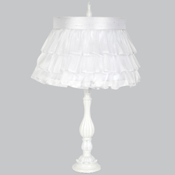Ballerina Tutu Lotus Table Lamp