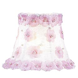 Petal Flower Chandelier Shade