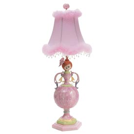 Jane Ellen Doll Lamp