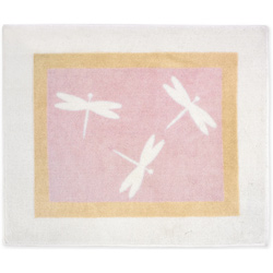 Dragonfly Dreams Floor Rug