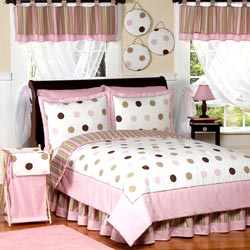 Mod Dots Twin Bedding
