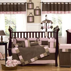 Soho Crib Bedding Set