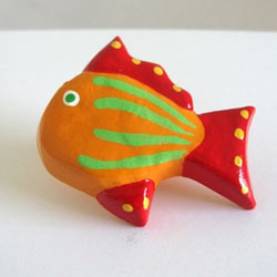 Exotic Fish Knobs