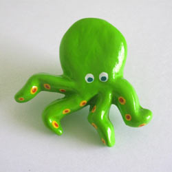 Octopus Furniture Knob
