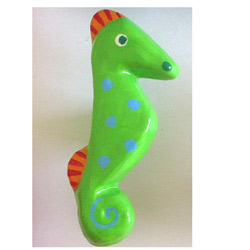 Seahorse Furniture Knob