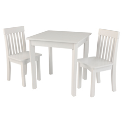 Avalon Square Table and Chair Set