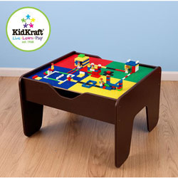 2 in 1 Lego and Train Activity Table