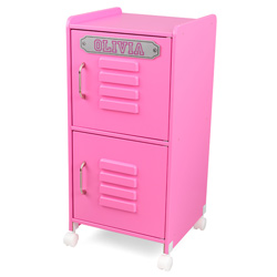 Personalized Medium Locker