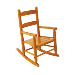 + Quick View And Buy. U003e Personalized Kidu0027s Slat Rocking Chair ...
