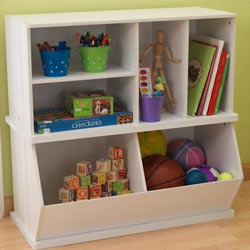 No Clutter Stacking Storage Units