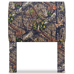 Kids Mossy Oak Twin Headboard