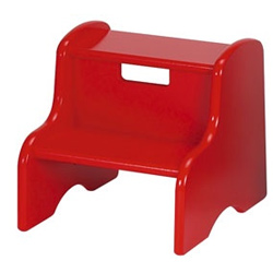 Kids Wooden Step Stool