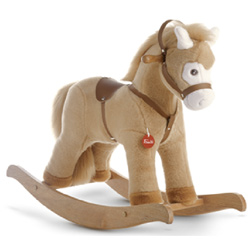 Saddled Rocking Horse