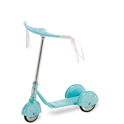 Princess Jeweled Scooter