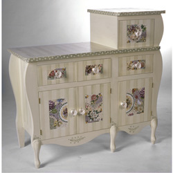Frances Mosaic Changing Table