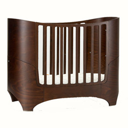 Gentle Waves Convertible Crib with Mattress