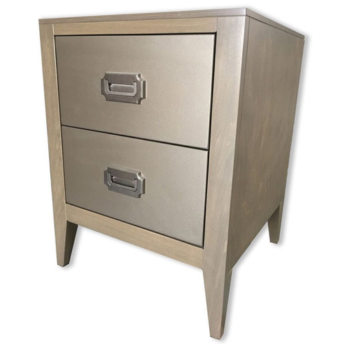 Devon Two Drawer Nightstand Nursery Night Stands Ababy Com