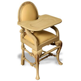 Marseille Oval High Chair