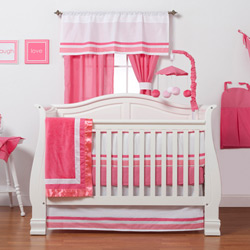 Simplicity Crib Bedding Collection