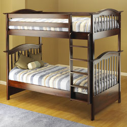 Mission Style Bunk Bed Mission Bunk Beds Cherry
