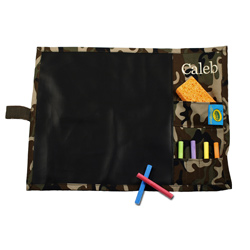 Color with Me Chalkboard Placemat