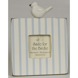Birdie Top Picture Frame