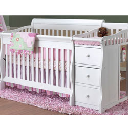 Tuscany 4 in 1 Crib and Changer