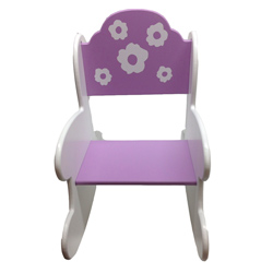 Kids Flower Rocker