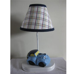 Beep Beep Transportation Table Lamp
