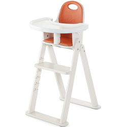 Baby-to-Booster Bentwood High Chair