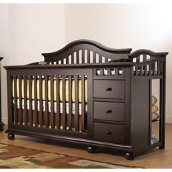 Cape Cod 4 in 1 Crib N Changer