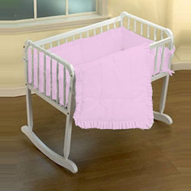 Simplicity Cradle Bedding Set