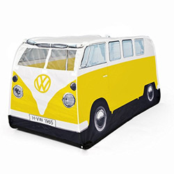 Pop Up Volkswagen Camper Tent for Kids