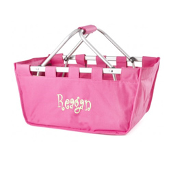 Personalized Market Tote