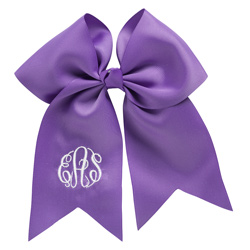 Personalized Hair Bow