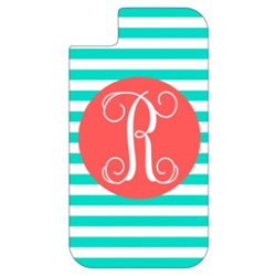 Personalized Stripe iPhone Case