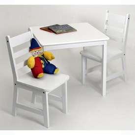 Classic Table & Chair Set