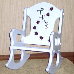 Simply Sweet Rocking Chair
