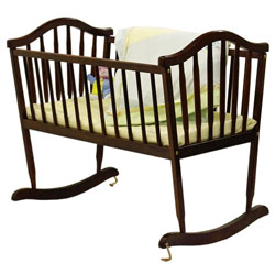 Buy Rocking Wooden Baby Cradles Online At ABaby