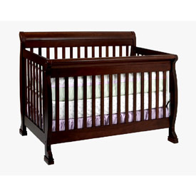 Convertible Baby Crib 4 In 1 Cribs With Changing Table