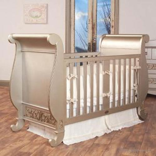 Convertible Baby Cribs 4 In 1 Crib Beds