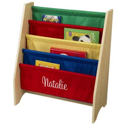 Personalized Sling Bookshelf Primary