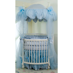 Buy Round Crib Bedding Sets Online For Your Babies