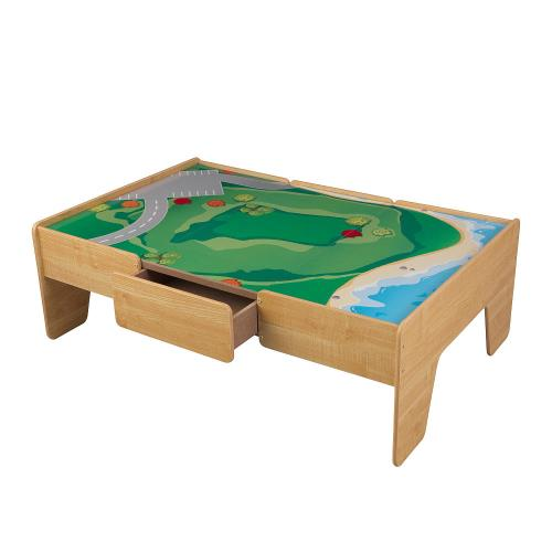 Children S Wooden Play Table
