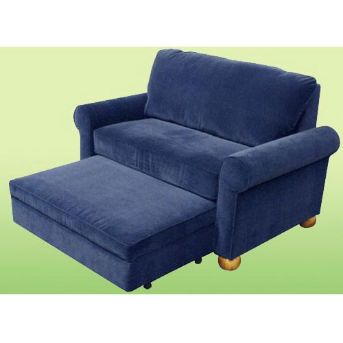 Genial Sleep U0026 Store Chair/Ottoman Combo