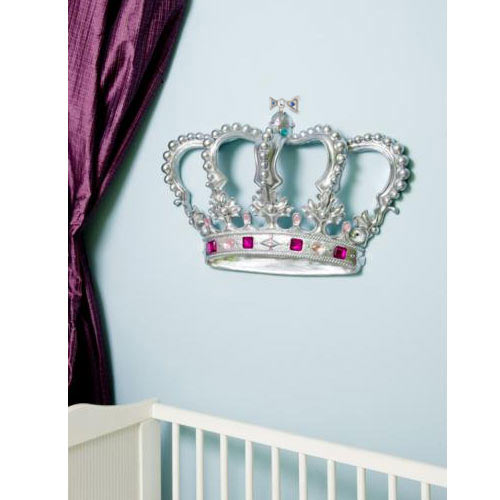 Princess Crown Wall Art Decor