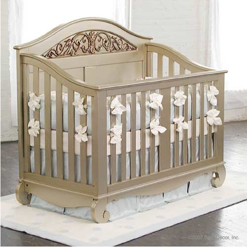 Baby Furniture Bedding Chelsea Lifetime Convertible Crib
